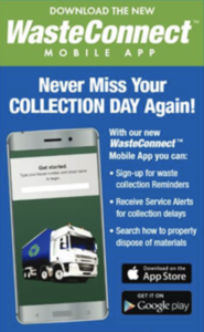 Waste Connect App